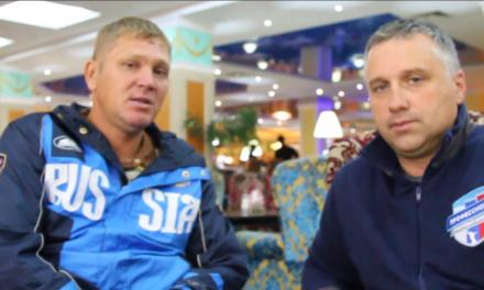 Интервью с Александром Сахарновым | пара стрелком из Татарстана