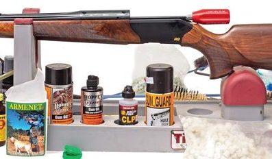 Экспресс чистка нарезного оружия | Охота