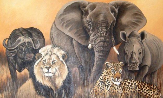«Оскар» для охотника – Большой Африканский Шлем.