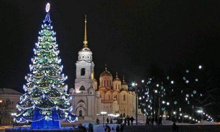 04.01.2018 Владимир «Новогодний компакт»