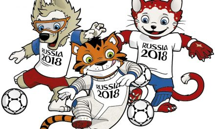 Готовимся к FIFA 2018 )))