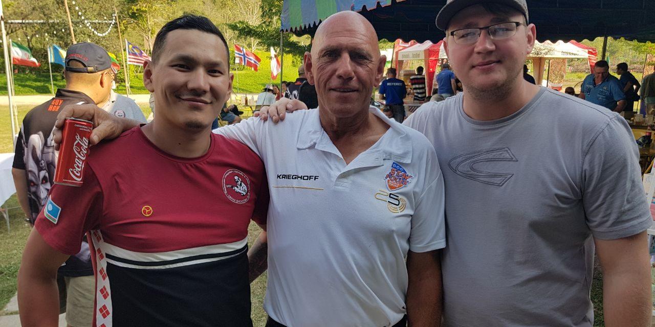 Чемпионат Азии | Тайланд-Фоторам | FITASC | новость обновлена