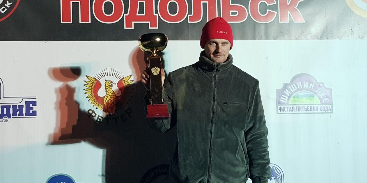 СК Подольск | I этап Кубка ФССМО | Компакт 100