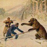 Рассуждения на тему: с чем идти на медведя ?!