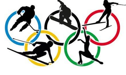 Олимпиада началась, а нам пох…,т.е. мы болеем конечно)))