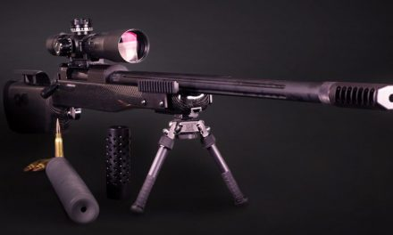 Мировой рекорд — 4 178м| Новая винтовка от Владислава Лобаева | Сумрак