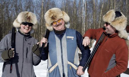 04Мар2018 | ПСК Северянин | Турнир 'Питерский охотник'