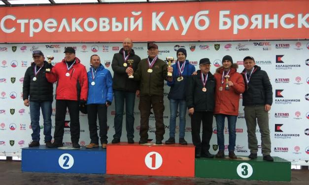 31Мар2018 | 2 этап Кубка | СК Брянск | компакт-100