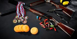 Амурские стрелки отметили 23 февраля по спортивному