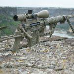 Винтовка McMillan TAC-50C и рекордный выстрел снайпера на 3540 метров