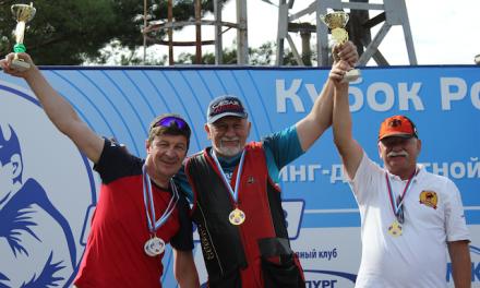 07-08Июля2018 | 2 этап Кубка России | Дуплеты | Липецк