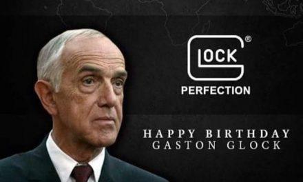 Happy Birthday   Mr. Gaston Glock