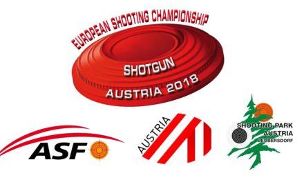 30Июля-13Авг2018 | Чемпионат Европы по стендовой стрельбе | Австрия