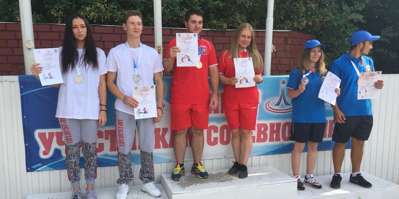 Воронеж | Летняя спартакиада молодежи России | 2018