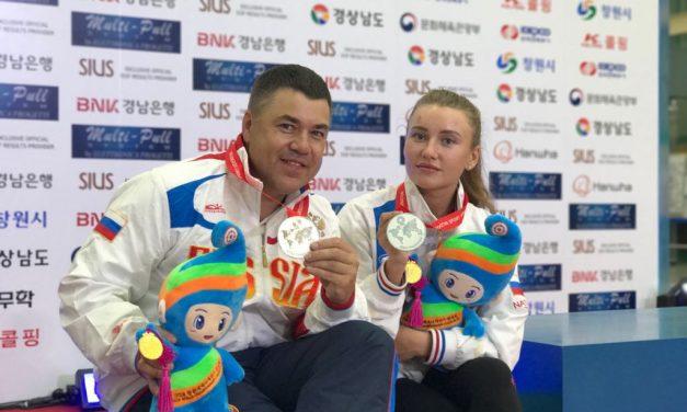 Алипов+Рабая=Серебро🏆🏆🏆 | 52-й Чемпионат мира по стрельбе | 2018 | Чангвон — Корея🇰🇷🇰🇷🇰🇷