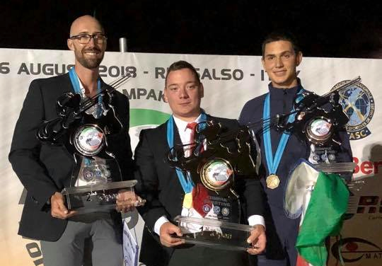 15-й Чемпионат мира по компакт спортингу | Italy-Rio Salso | 23-26Авг2018