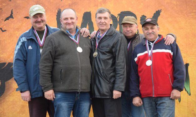 ПСК Северянин | 20окт2018 | 4-й этап Кубка | 100-компакт