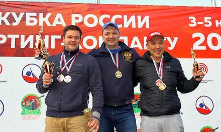 Финал Кубка России | 03-05Ноя2018 | СК Дубрава | 200-компакт
