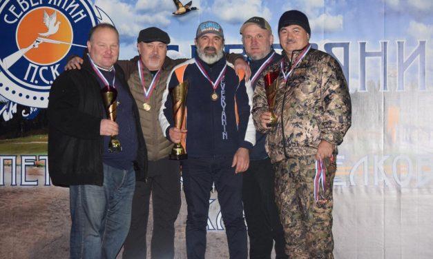 01Дек2018 | ПСК Северянин | Зимний турнир | 100-компакт