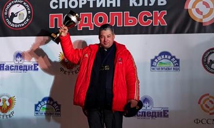 09Дек2018 | СК Подольск | 100-компакт+суперфинал | Лайт