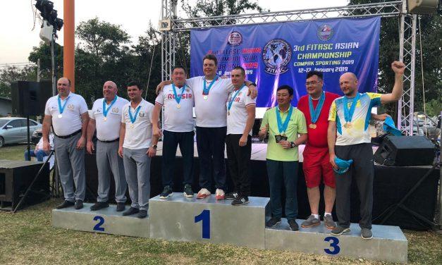 2-й Чемпионат Азии | Спортинг | Тайланд | 10-13ЯНВ2019