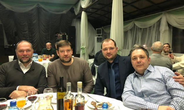 17янв2019 | Стрелковый клуб Русский медведь | Празднование Нового года