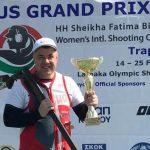 Гран-При Кипра   Победа Алексея Алипова