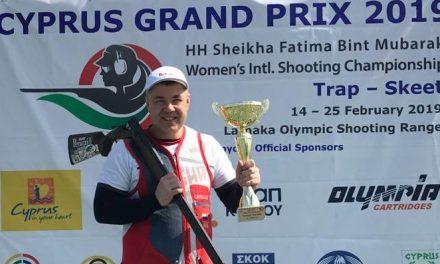 Гран-При Кипра | Победа Алексея Алипова