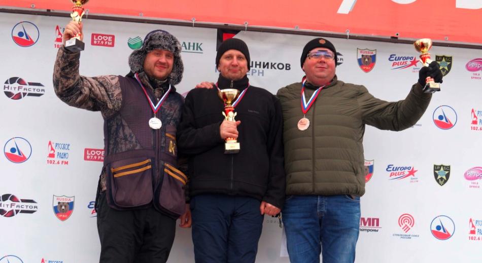 16Фев2019 | СК Брянск | 1 этап Открытого Кубка области | 100-компакт