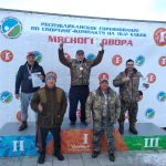 13Апр2019   Якутск — СК Бэргэн   Клубный турнир   150 компакт