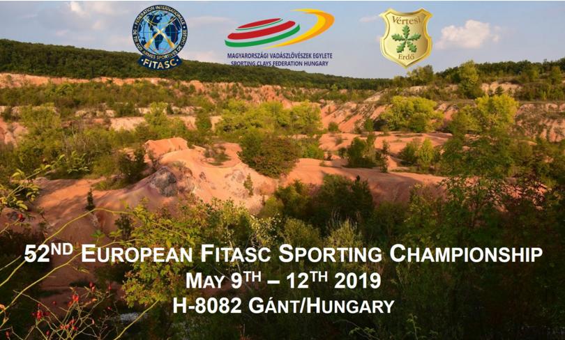 09-12Мая2019 | Чемпионат Европы | Спортинг | Венгрия