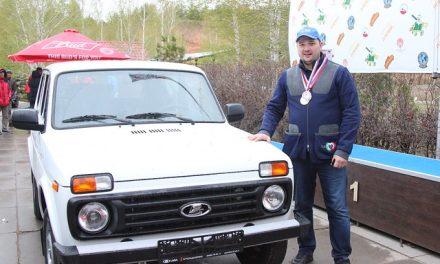 27-28Апр2018 | Большой Приз Тольятти | Ловчий+ | компакт-200