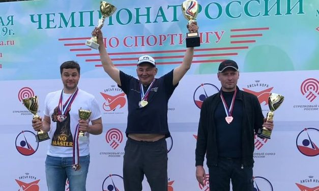 АЙААЛ МАКАРОВ | ЧЕМПИОН РОССИИ | СПОРТИНГ 2019