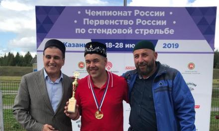 АЛЕКСЕЙ АЛИПОВ | Чемпион России 2019 | Трап