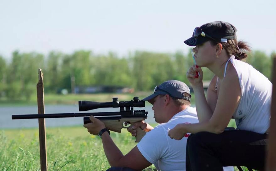 Открытый турнир по снайперской стрельбе | Елисеевы поля — Брянск | Пневматика