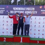 Роман Лосев — Чемпион Россио по компакт спортингу 2019