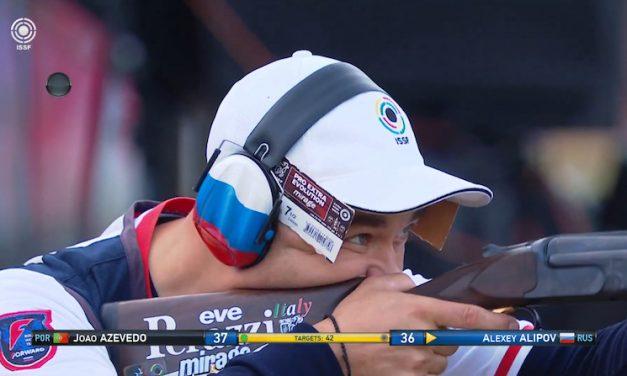 Алексей Алипов победитель Кубка мира 2019 | Лахти