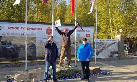 Александр Лубяный — победитель Кубка Губернатора Тульской области по спортингу | 2019