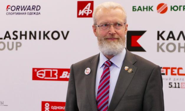 Виталий Крючин номинирован на национальную спортивную премию