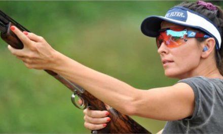 Инна Александрова — Заслуженный мастер спорта России