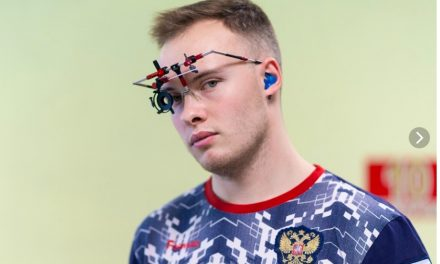 ЗМС | Артёму Черноусову присвоено почетное звание