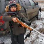 Закрытие сезона 2019   Загонная охота на лося