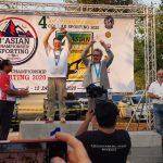 4-й Чемпионат Азии по спортингу   Тайланд — Фоторам   08-12янв2020