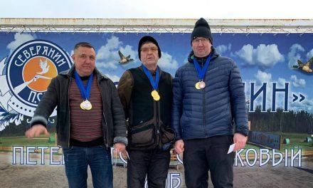Рождественский турнир | ПСК Северянин | 100 мишеней | 05янв2020