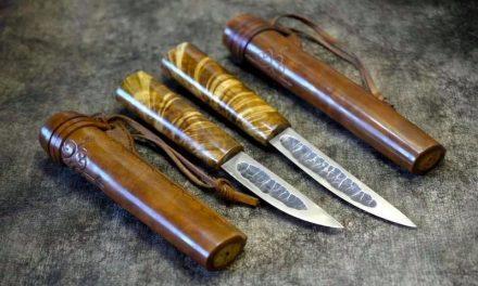 Статья о муках выбора стали для охотничьего ножа