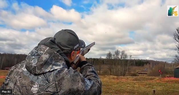 Практикум   Учимся стрелять лупер справа 👈