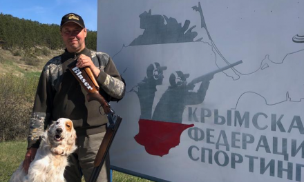 Охота в Крыму глазами Джимми Вахрушева