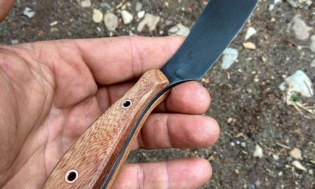 Владимир Ярыш | Прямой эфир об охотничьих ножах