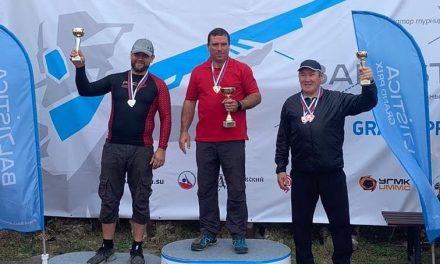 Максим Николаев — чемпион России по компакт спортингу 2020