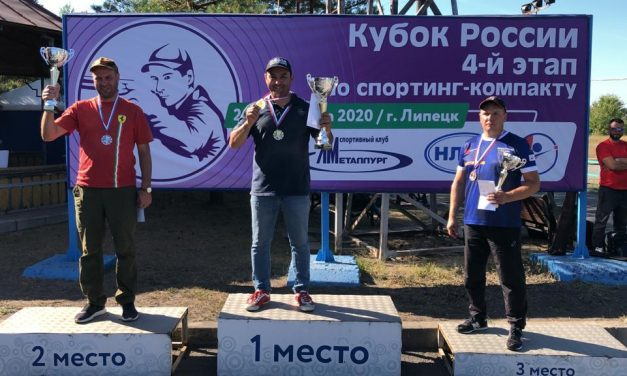 Игорь Егоров из Якутии стал победителем этапа Кубка России по компакту